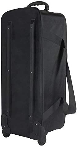 Strobe Light AGG1695 LimoStudio Durable Photo Studio Equipment Carry Bag Umbrella Light Stand Tripod Wheel Photo Studio 31x11x10 Carrying Trolley Case Handle Padded Compartment