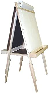 product image for Beka 01022 Adjustable Easel With Magnet Board-Chalkboard