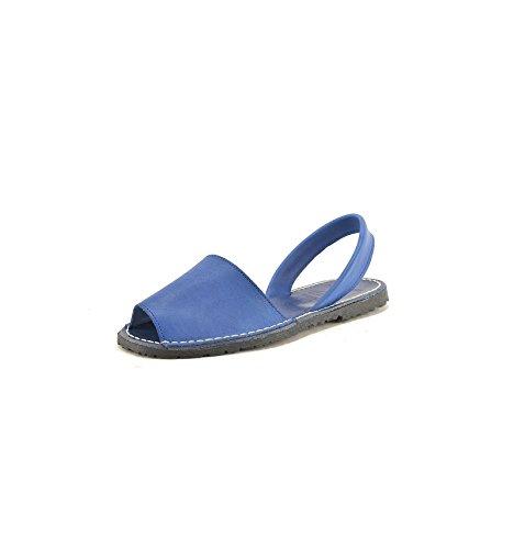 CONBUENPIE Damen Zehentrenner Blau
