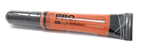 L.A. Girl Pro Coneal Hd. High Definiton Concealer 0.25 Ounce 990 Orange