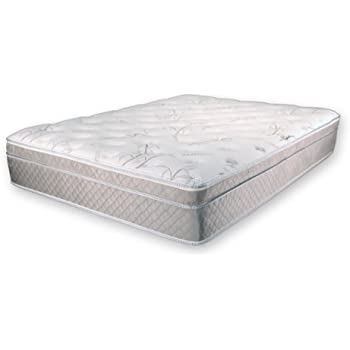 Ultimate Dreams King Eurotop Latex Mattress
