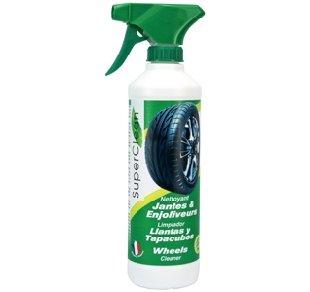 SUPERCLEAN 224708 limpiador llantas y tapacubos (, 500 ml: Amazon.es: Coche y moto