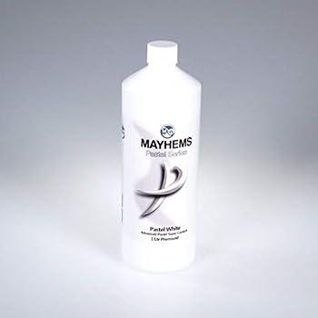 Mayhems Pastel Nano Coolant Premix, 1000mL, Pastel White