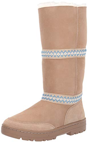 UGG Women's W Sundance Revival Fashion Boot Sand 6 M US