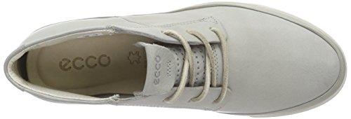 ECCO Damara, Zapatos de Cordones para Mujer Gris (Concrete1379)