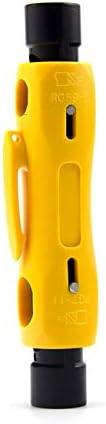 NancyMissY MT-323シンプルなデザインのペン型ケーブルストリッパー圧着工具圧着工具剥離端子ハンドツール