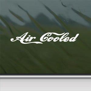 vw air cooled sticker - 1