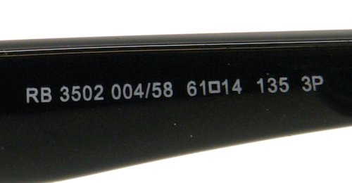 Gunmetal Mixte Soleil 58 Lunettes Ban Ray Rb3502 004 de UwFpaSq