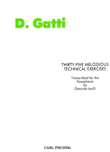 (O1263 - Thirty-Five Melodious Technical Exercises:)