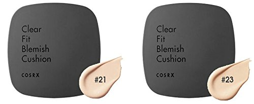 (Cosrx Blemish Cover Cushion 23 Natural Beige 0.52 oz/15 g)