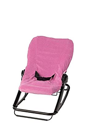 PERICLES Housse pour relax Blues jeans bouncer - rose: Amazon.fr: Jardin
