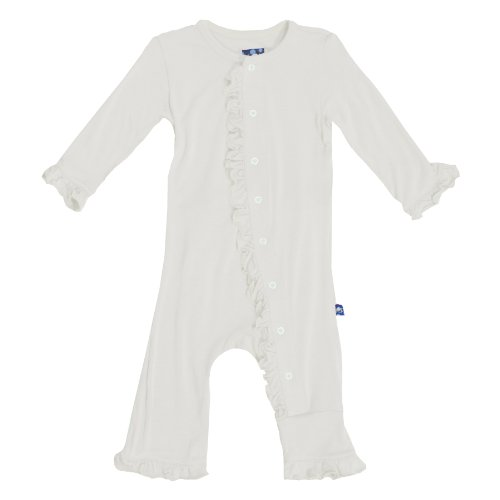 KicKee Pants Baby Girls' Ruffle