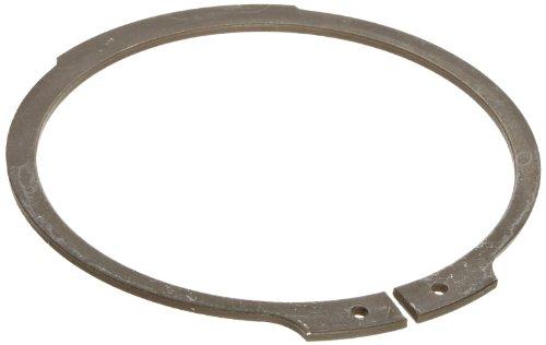 [해외]표준 외부 고정 링, 테이퍼 진 섹션, 축 어셈블리, 1060-1090 탄소강, 인산염 피니쉬, 인치, 미국 제/Standard External Retaining Ring, Tapered Section, Axial Assembly, 1060-1090 Carbon Steel, Phosphate Finish, Inch, Made in US