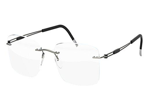 Silhouette eyeglasses TNG 2018 Titan Next Generation (space grey)
