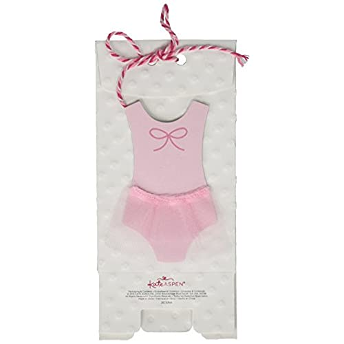 Kate Aspen Tutu Cute Favor Bag, Pink