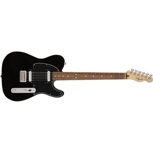 Fender Standard Telecaster Electric Guitar – HH – Pau Ferro Fingerboard, Black
