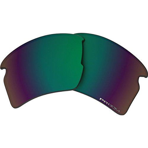 Oakley Flak 2.0 XL Adult Replacement Lens Sunglass Accessories - Prizm Shallow Water Polarized/One Size