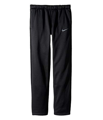 Nike Girl's Therma Training Pants (Black, Large) (Girls Nike Sweatpants)