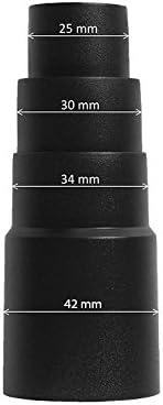 Adaptador/reductor para herramientas aspiración por ejemplo lijadora, sierra de calar, sierra circular, sierra circular de mesa, lijadora, – Lijadora excéntrica, taladro etc.: Amazon.es: Bricolaje y herramientas