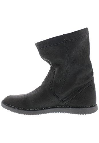 Softinos Damen Til402sof Slouch Boots Schwarz (nero 008)