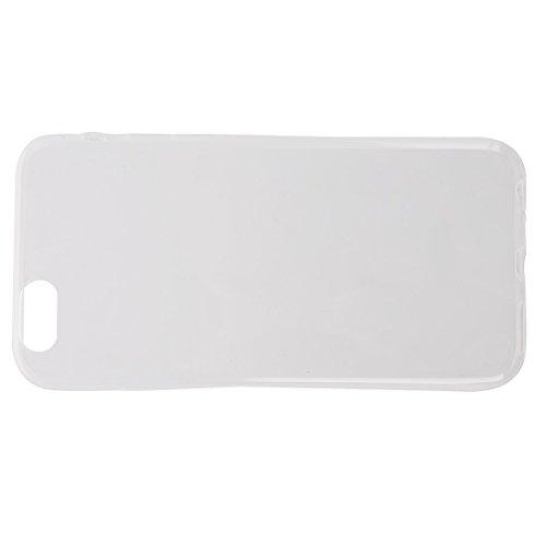 """iPhone 6 Case - TOOGOO(R)Ultraduenner Weicher TPU Transparenter Case fuer iPhone 6 4.7"""""""