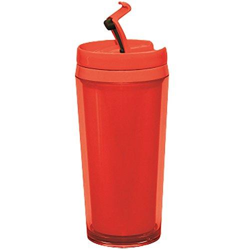 225 opinioni per ZAK Designs Tazza da viaggio rosso 45 cl