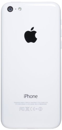 Apple iPhone 5C White 16GB Unlocked GSM Smartphone (Certified Refurbished)