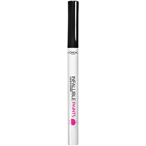 L'Oréal Paris Infallible Paints Eyeliner, White Party, 0.034 fl. oz.