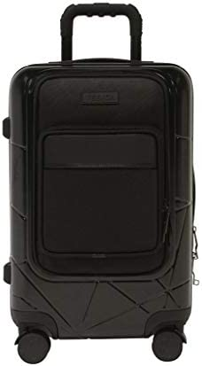 VESICA 20 inch Carry-On Smart Luggage with Dual Port Removable USB Battery