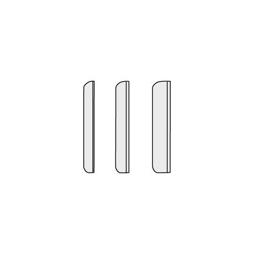 - Pachmayr 752B Skeet Recoil Pad, Black w/Black Base - Medium, 0.6. Thick - 01615