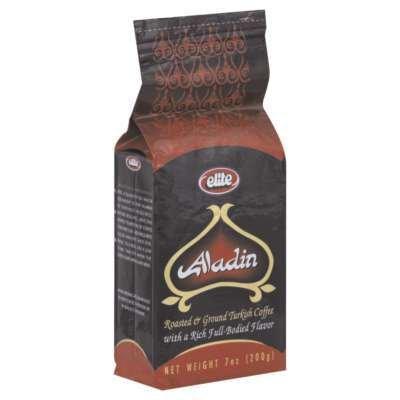 Avi Cakes Food - Elite, Coffee Aladin Turkish Vccpck, 7 OZ (Pack of 24)