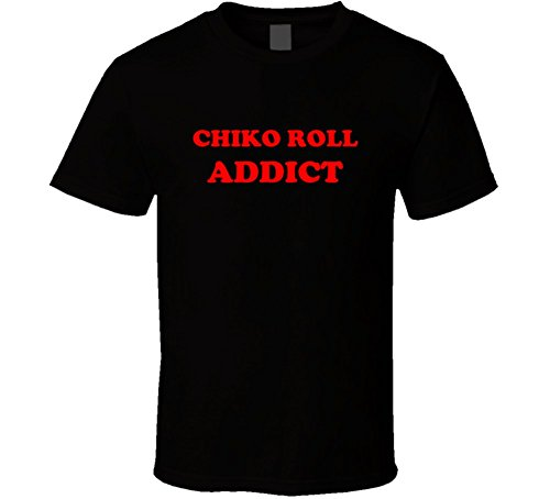 chiko-roll-addict-funny-foodie-food-gift-t-shirt-m-black