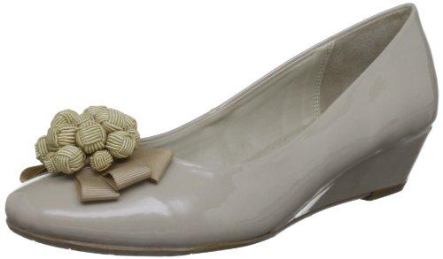 Lunar Flv557 - Sandalias de Vestir mujer Blanco - Blanc (Beige)