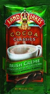 Land O Lakes Irish Cream and Chocolate Hot Cocoa Mix, 1.25 O
