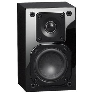DENON Bookshelf Type Speaker System Black SCA11SGK