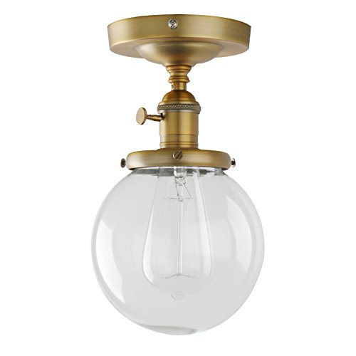 Brass Ceiling Pendant Lights