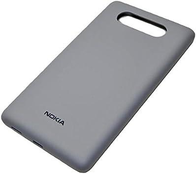 Nokia Lumia 820 Tapa Batería Original/batería Cover + NFC Antena ...