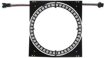 Led Ring Light WS2812B 45 Bits 5050 DIY LED Module Strip Ring Lamp Light with Integrated Drivers Board DC5V