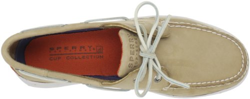 Sperry Top-sider Para Hombre Sperry Cup Moc Boat Shoe Oatmeal