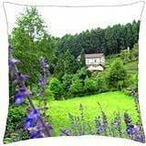Beautiful hill slopes - Throw Pillow Cover Case (18
