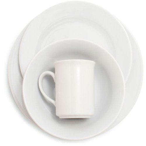 Sur La Table Bistro 24-Piece Dinnerware Set DO24Y900