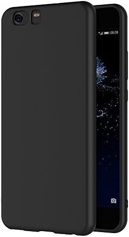 AICEK Funda Xiaomi Mi5, Negro Silicona Fundas para Xiaomi Mi 5 Carcasa Negro Silicona Funda Case: Amazon.es: Electrónica