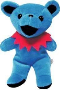 Grateful Dead Bean Bear Tennessee Jed Authentic Grateful Dead Bears