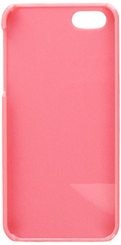 Graphics and More I Love Heart Lacrosse Snap-On Hard Protective Case for iPhone 5/5s - Non-Retail Packaging - Pink
