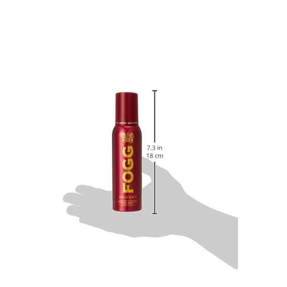 Fogg 1000 Sprays Fragrant Body Spray Delicious For Women, 150ml