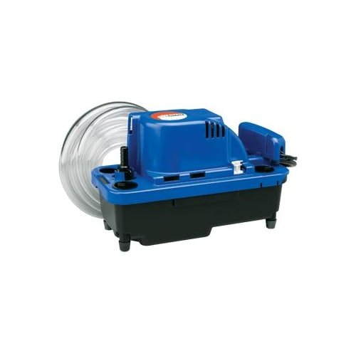 Little Giant 554550 Vcmx-20 Series Condensate Pump with Tubing, 6.5