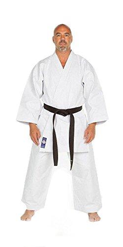 Ronin Brand Shiai Brushed Karate Gi -Blue Label - 11 oz. (6)