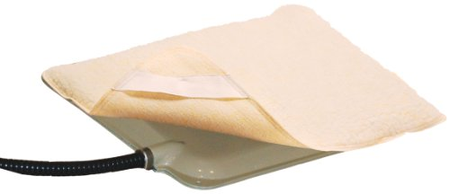 K&H Small Animal Heated Pet Pad Cover, 9-Inch x 12-Inch