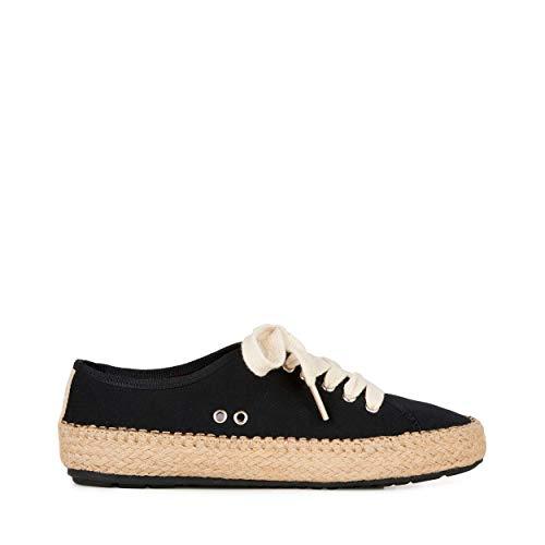 EMU Australia Agonis Womens Shoes Canvas Size 7 Black