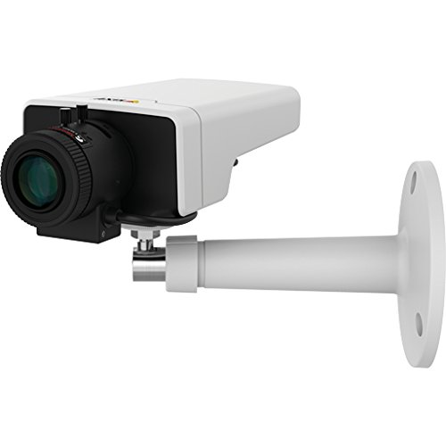 Axis Communications 0749-001 M1125 Network Surveillance Camera, White For Sale